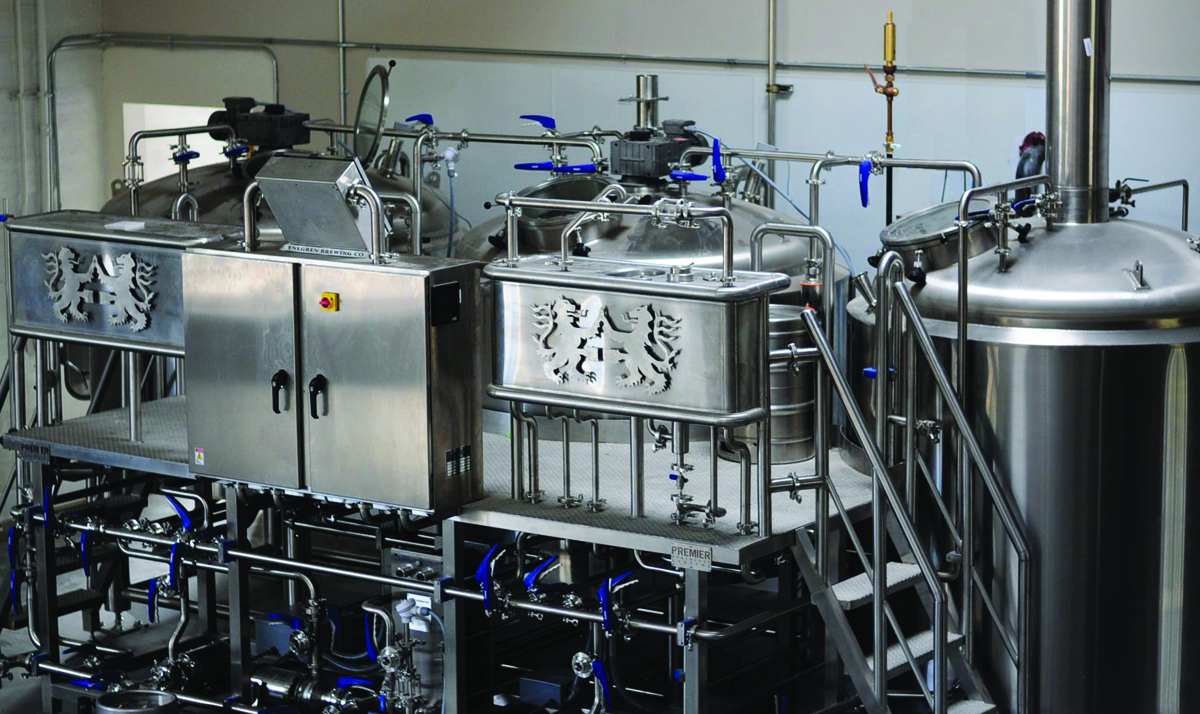 Small Scale Breweries by Premier Stainless Systems