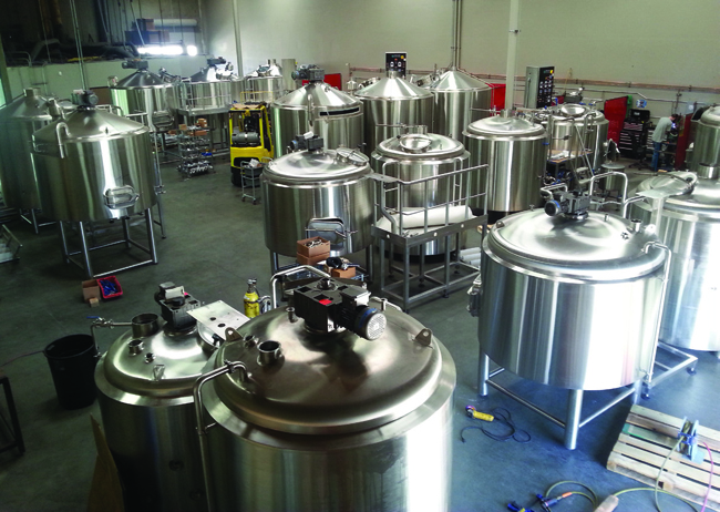 Services Offered by Premier Stainless Systems