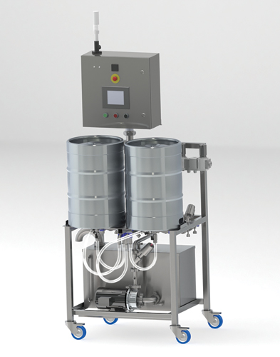 multiple station keg washers premier stainless systems