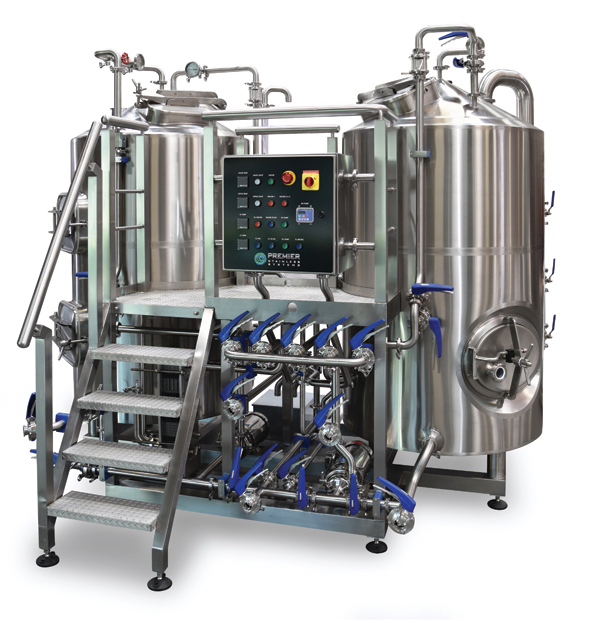 Pub Breweries Amp Pilot Systems Premier Stainless Systems